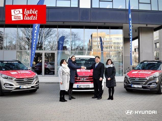 Bardzo cieszymy się, że marka Hyundai dołączyła do partnerów logistycznych SZLACHETNEJ PACZKI. Dodatkowe zaplecze samochodów Hyundai pozwoli nam na ...