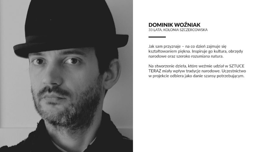 dominik wozniak