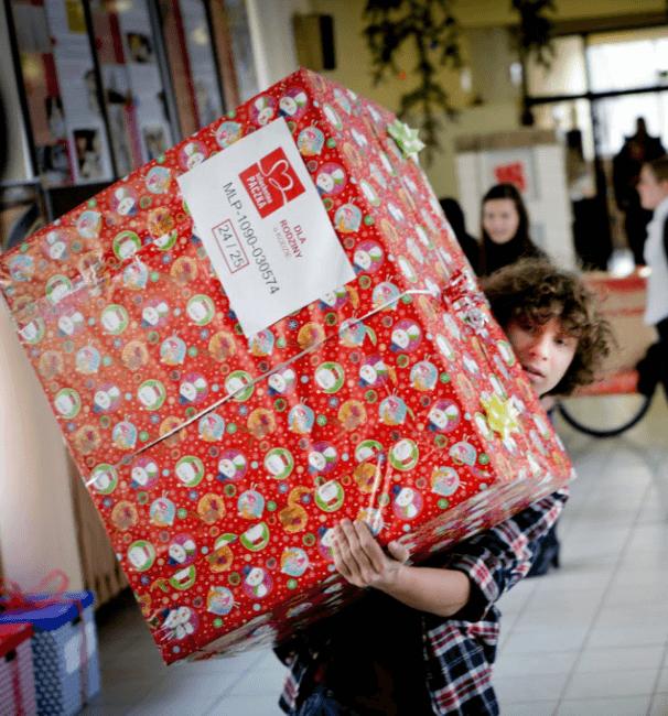 Pomoc na Święta Bożego Narodzenia